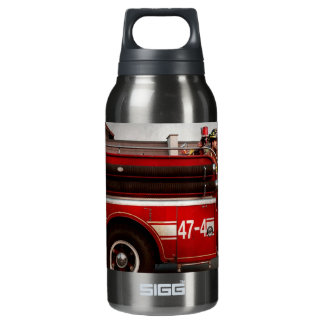 呼出しの消防士- Metuchen、NJ -常に 断熱ウォーターボトル