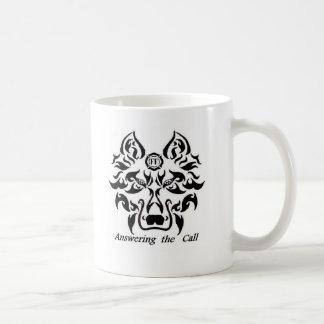 呼出しの返事 コーヒーマグカップ