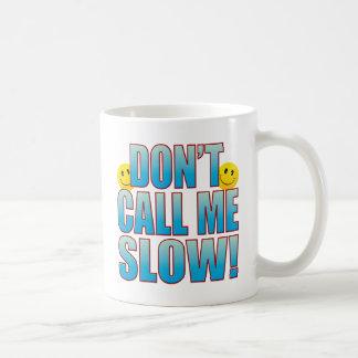 呼出し生命Bを遅らせて下さい コーヒーマグカップ