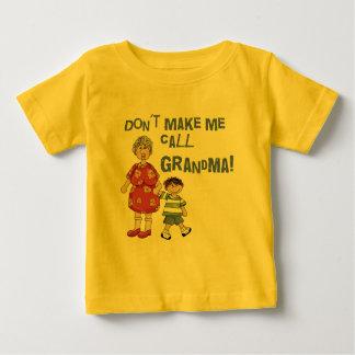 呼出し祖母 ベビーTシャツ
