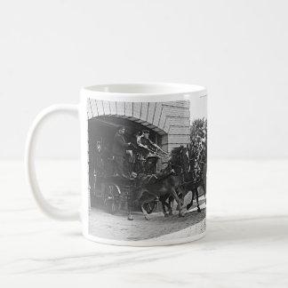 呼出し1922年の返事 コーヒーマグカップ