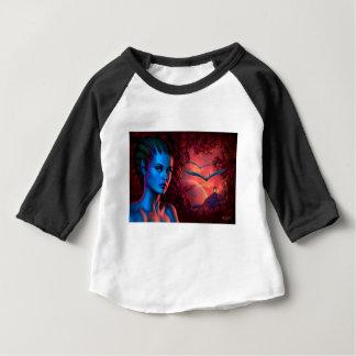 呼出し ベビーTシャツ