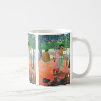 呼出し-ポール・ゴーギャン コーヒーマグカップ