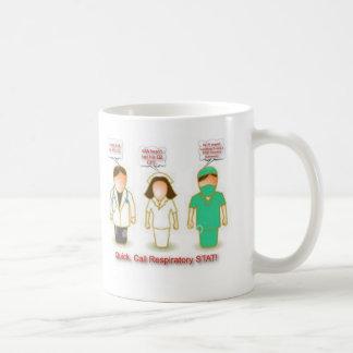 呼出しRT STAT コーヒーマグカップ