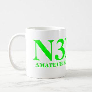 呼出符号のマグ コーヒーマグカップ