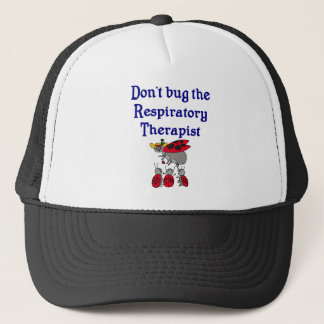 呼吸療法士の帽子 キャップ