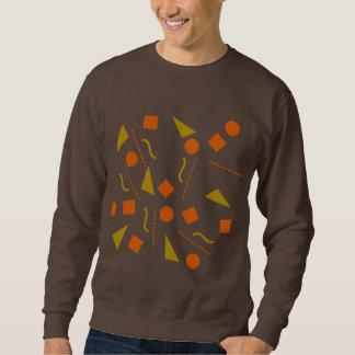 呼吸/人の基本的なスエットシャツ スウェットシャツ