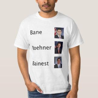 命とりBoehner Bainest Tシャツ