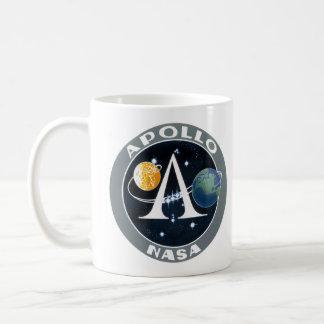 命令またはサービスモジュールが付いているアポロ計画のマグ コーヒーマグカップ