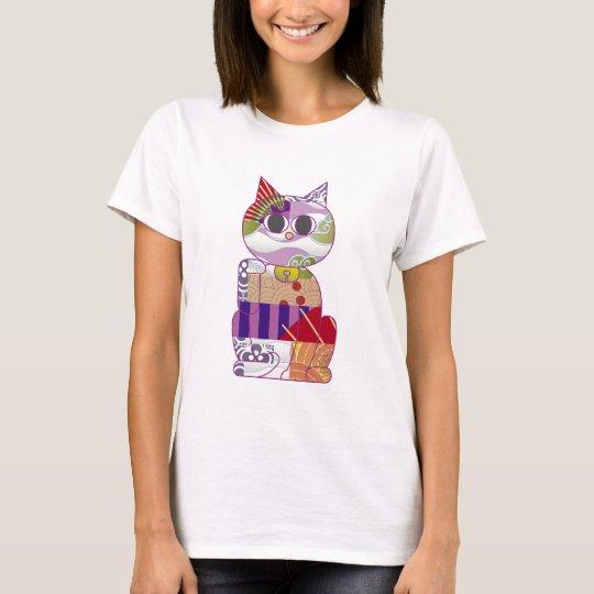 和柄  和模様 Japanese-Pattern Tシャツ