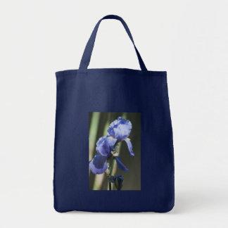 咲くアイリスショッピングの戦闘状況表示板 トートバッグ