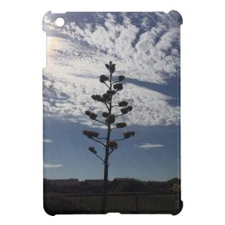咲くリュウゼツラン iPad MINIケース