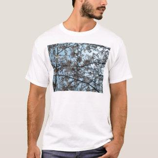 咲く桜 Tシャツ