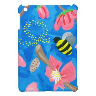 咲く美しい iPad MINIカバー