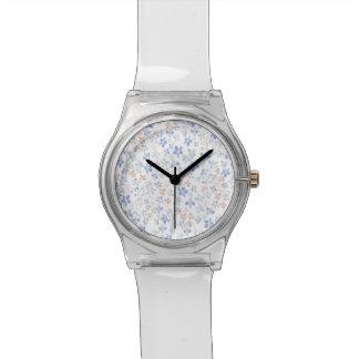 咲く腕時計 腕時計