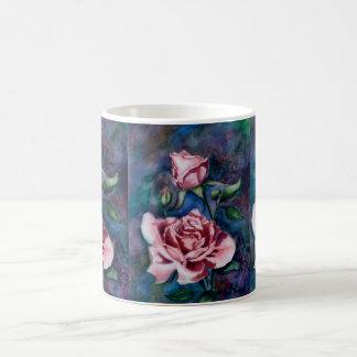 咲く驚異のマグ コーヒーマグカップ