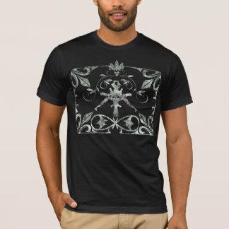 咲くAKs_Distressed Tシャツ