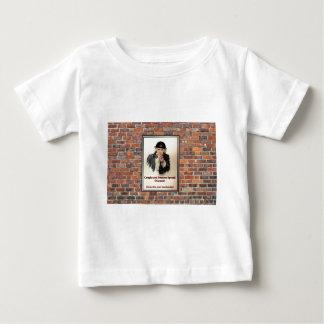 咳及びくしゃみ ベビーTシャツ