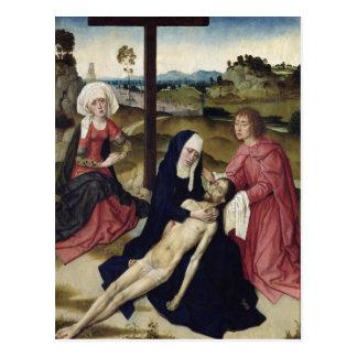 哀悼、c.1455-60 ポストカード