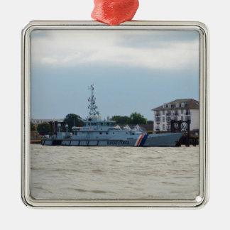 哨戒艇の調査者 メタルオーナメント