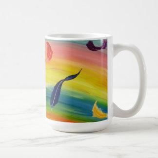 哲学のマグ コーヒーマグカップ