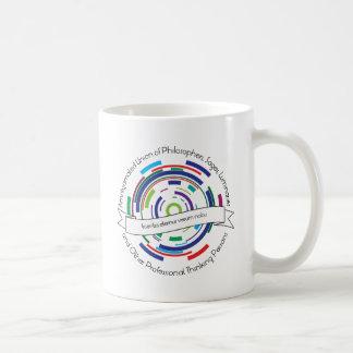 哲学者の合併された連合 コーヒーマグカップ