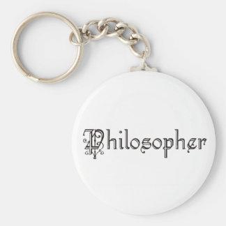 哲学者 キーホルダー