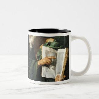 哲学者 ツートーンマグカップ