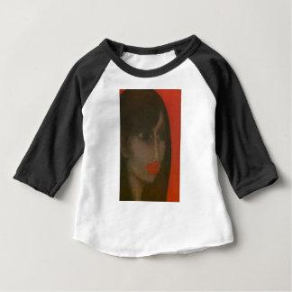 唇 ベビーTシャツ