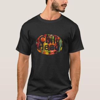 唐辛子のヘッドワイシャツ Tシャツ