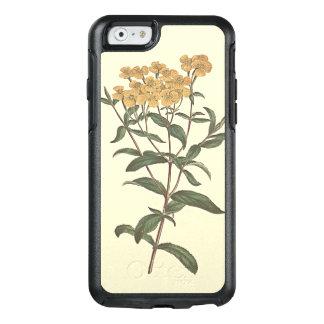 唐辛子のマリーゴールドの植物の絵 オッターボックスiPhone 6/6Sケース
