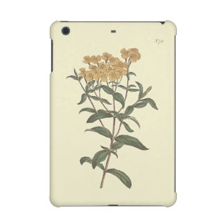 唐辛子のマリーゴールドの植物の絵 iPad MINI RETINAケース