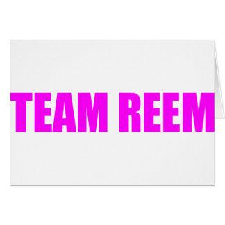 唯一の方法はEssexのチームReem TOWIE Joeyです カード