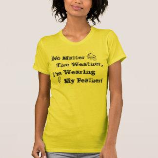 問題無し天候 Tシャツ