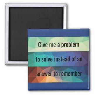 問題解決の磁石 マグネット