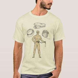 問題、解決 Tシャツ