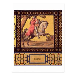 善悪: リビドー1832年(89709の詳細) (油 ポストカード