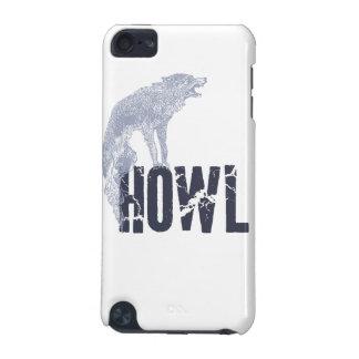 喚き声のオオカミ iPod TOUCH 5G ケース