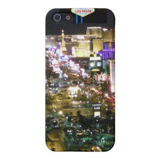 喜ばしい徴候が付いているラスベガスのストリップの空気の写真 iPhone 5 カバー