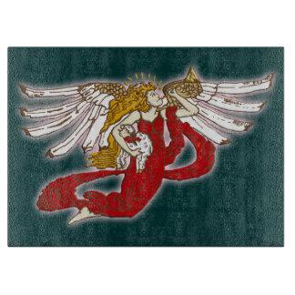 喜びのまな板の天使 カッティングボード