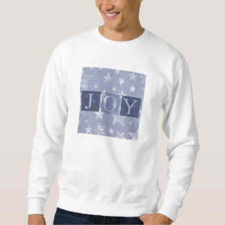 喜びのブルースターのクリスマスのスエットシャツ スウェットシャツ