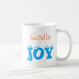 喜びのベビーシャワーのマグのLilの束 コーヒーマグカップ