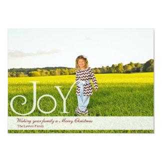 喜びのメリークリスマスの写真 カード