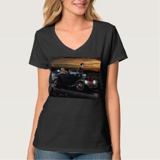 喜びの乗車 Tシャツ