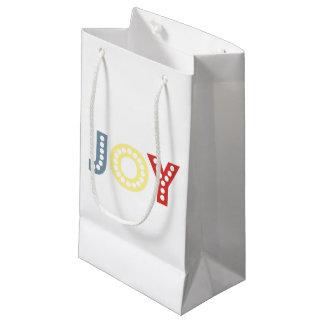 喜びの休日Giftbag スモールペーパーバッグ
