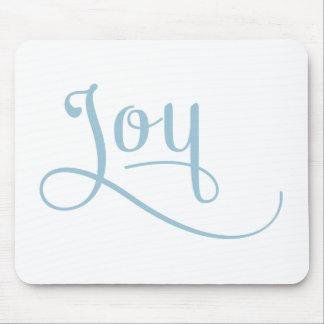 喜びの原稿の空 マウスパッド