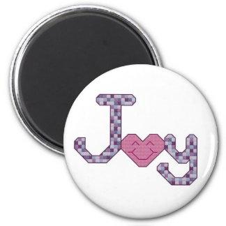 喜びの磁石 マグネット
