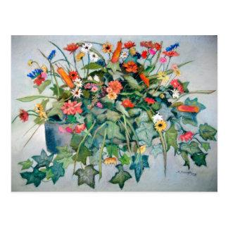 喜びの花 ポストカード