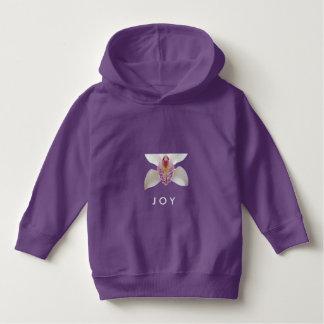 喜びの蘭 パーカ