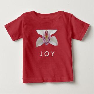 喜びの蘭 ベビーTシャツ